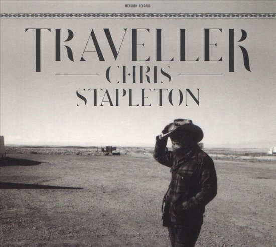 20. Traveller - Chris Stapleton