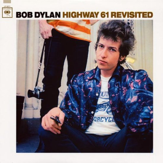 16. Highway 61 Revisited- Bob Dylan