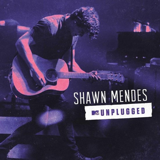 19. Shawn Mendes - MTV Unplugged