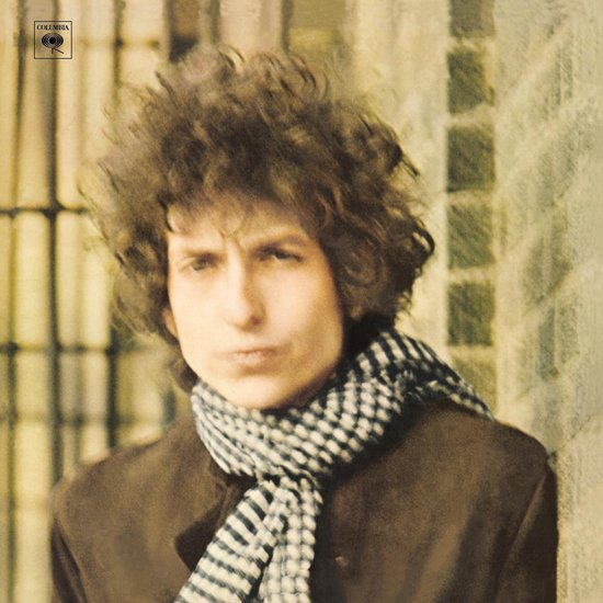 15. Blonde on Blonde - Bob Dylan