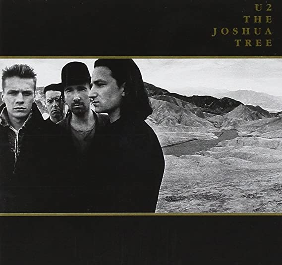 5. The Joshua Tree - U2