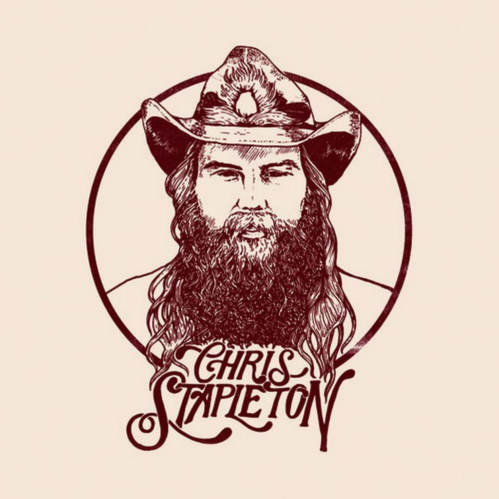 7. From A. Room (Vol I) - Chris Stapleton