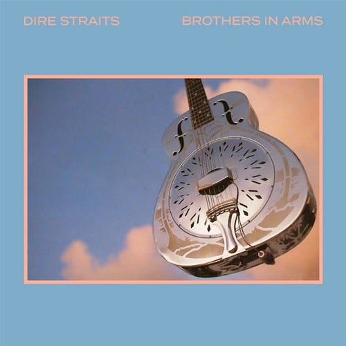 24. Brothers In Arms - Dire Straits
