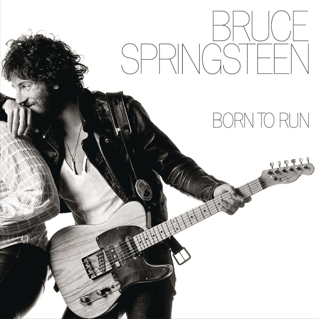 4. Born to Run - Bruce Springsteen
